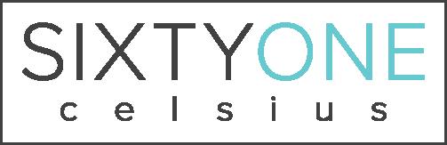 SixtyOne Celsius Logo