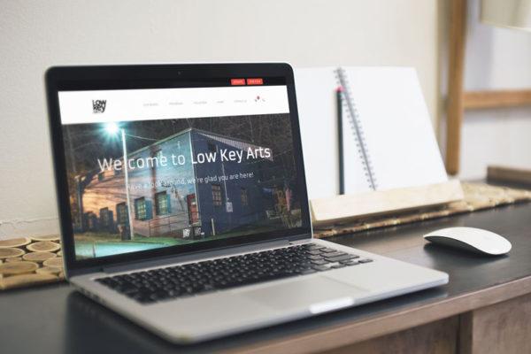 Low Key Art | Website Design 61 Celsius